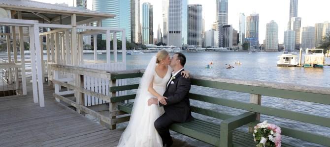 Featured Wedding – Hannah + Nat – Riverlife Kangaroo Point, Brisbane
