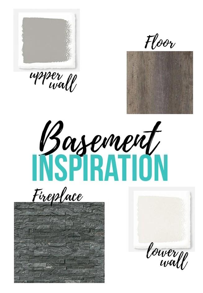 Basement Colours - www.nikkisplate.com