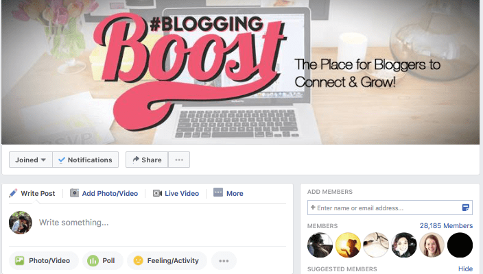 Bloggers Killing it on Facebook - Top Facebook Groups and Pages for Bloggers to Grow Traffic || Nikki's Plate
