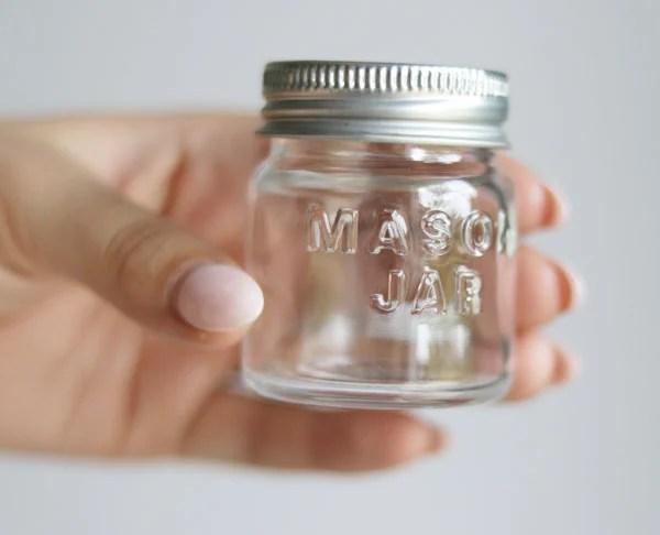 Bath Salts Party Favours - Bridal Shower || Nikki\'s Plate