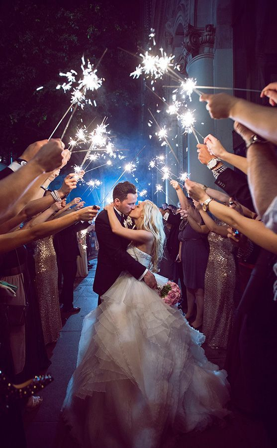 Plan your wedding with personality that fits both of you--the bride and the groom should both be represented in the wedding planning