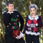 13 Best Ugly Christmas Sweaters; xmas parties, DIY sweaters, funny, cute and pretty. You will win the contest with these! #DIYSweaters #christmassweaters