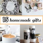 15 Homemade Gift Ideas Everyone Will Love