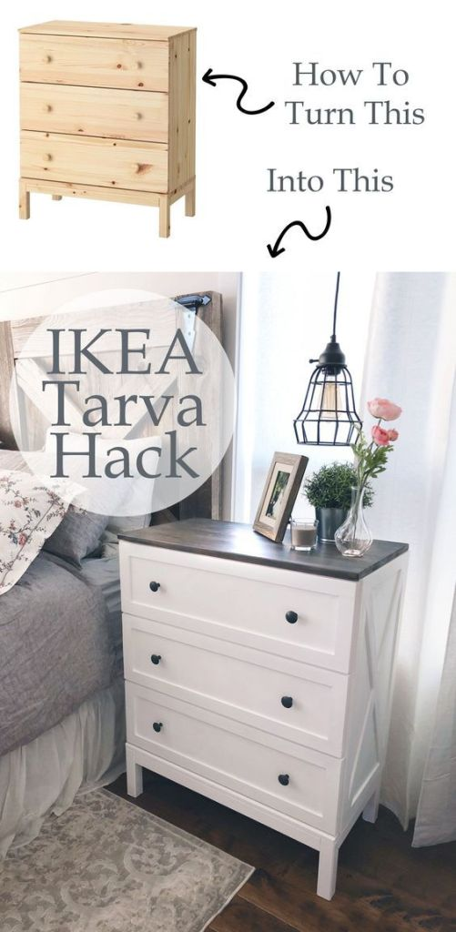 13 Ikea Hacks You Haven't Seen Yet; unique and amazing ways to transform your Ikea purchases into fabulous home decor. || Easel Hack - Nikki's Plate www.nikkisplate.com