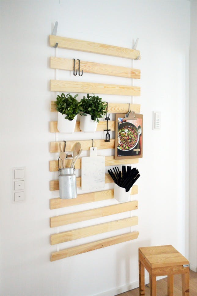 13 Ikea Hacks You Haven't Seen Yet; unique and amazing ways to transform your Ikea purchases into fabulous home decor. || Sultan Lade DIY Hack - Nikki's Plate www.nikkisplate.com
