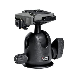 Manfrotto 496RC2 Ball Head with Quick Release Replaces Manfrotto