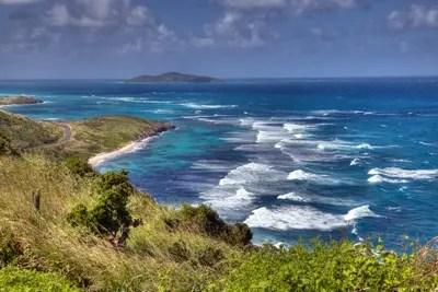 St. Croix: Wunderschöne Strände und einsame Buchten.