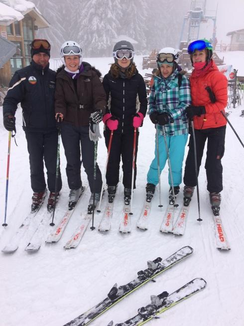 Weekend ski trip in Pamporovo, Bulgaria - Nikki Young Writes