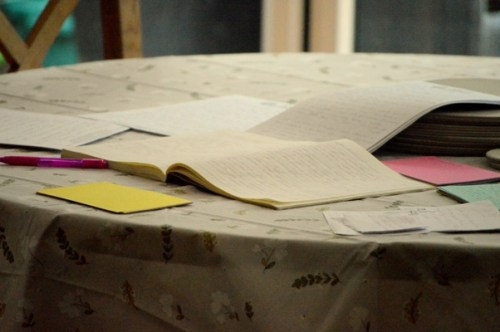 Manuscript planning - Nikki Young Writes