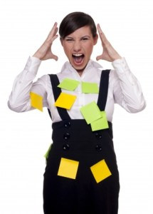 Overwhelmed with too many tasks - Nikki Young Writes