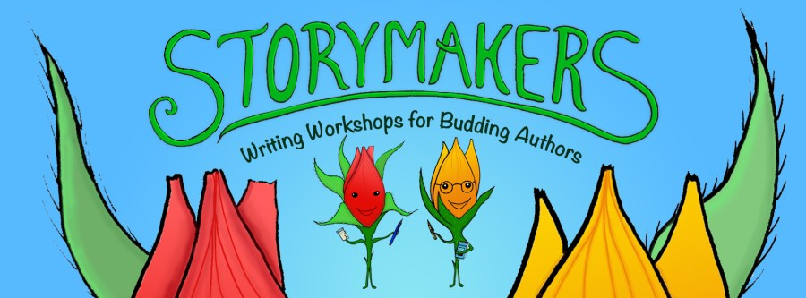 Creative Writing courses for children - Storymakers - nikkiyoung.co.uk