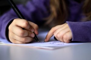 Writing practice for reluctant writers - Nikki Young