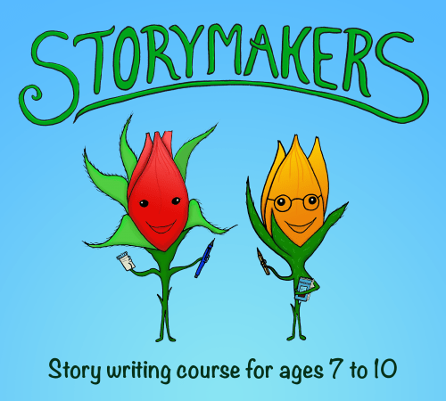 Storymakers Creative Writing Club for Children offers Story Writing Courses from aged 7+ - see: http://www.nikkiyoung.co.uk/storymakers-make-a-booking