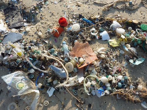 Reducing plastic waste - goals for 2018 - Nikki Young