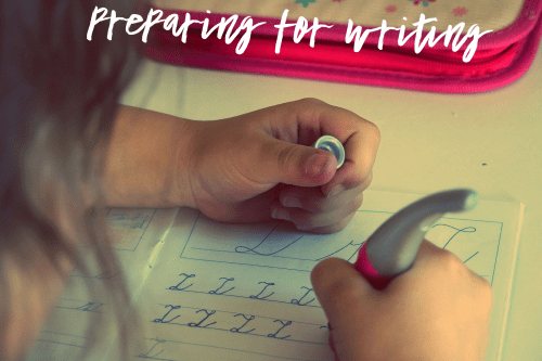 Why does my child dislike writing - Nikki Young