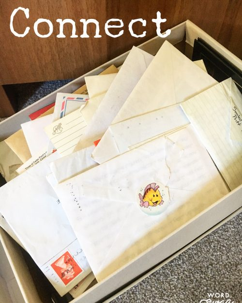 Pen Pal Club from the Storymakers Writing Clib, run by author Nikki Young