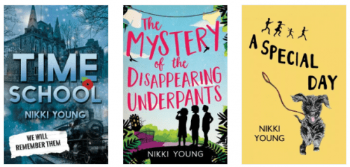 Books by Nikki Young Author
