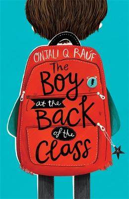 Book recommendation for February - The Boy at the Back of the Class, by Onjali Q.Rauf - Nikki Young
