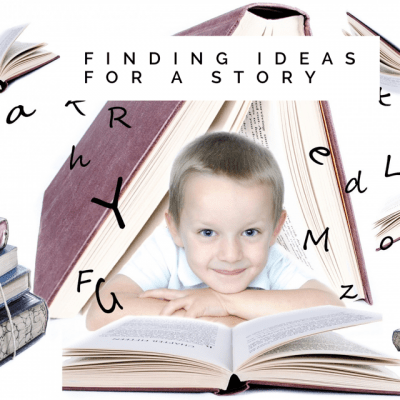 How to help your child come up with a story idea - Nikki Young