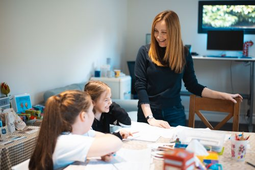 How am author can help children with creative writing - Nikki Young