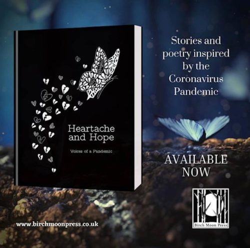 Heartbreak and Hope, Voices of a Pandemic Anthology - Birth Moon Press
