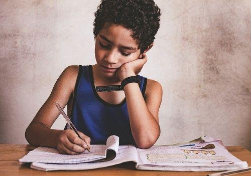 Children's writing habits during lockdown - Nikki Young