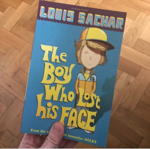The Boy Who Lost his Face Book Review - Nikki Young