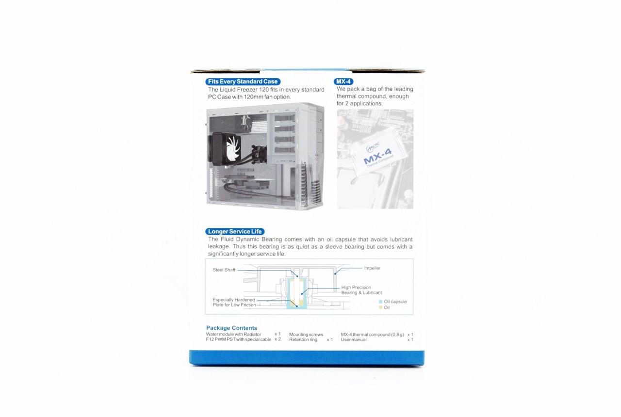 Arctic Liquid Freezer 120 Aio Liquid Cpu Cooler Review