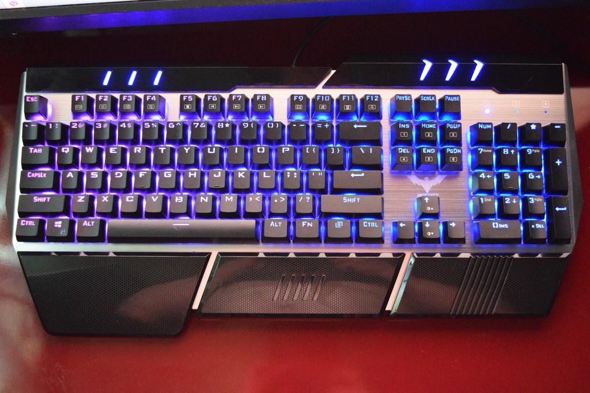 Havit Hv Kb378l Rgb Backlit Mechanical Keyboard Review