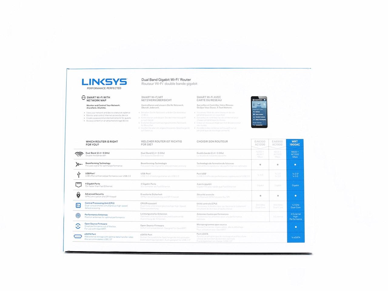 Linksys Wrt Ac Ac Smart Wi Fi Wireless Router Review