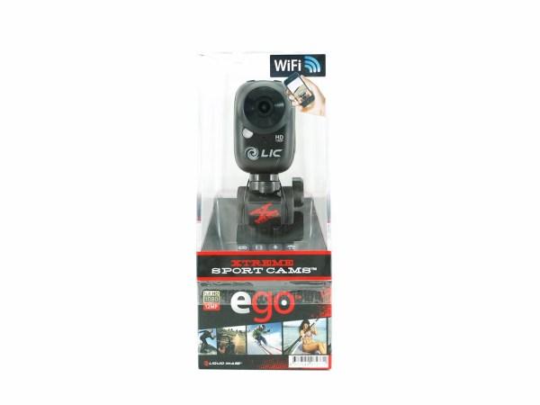 Liquid Image Ego 1080P WiFi Xtreme Sport Camera Review