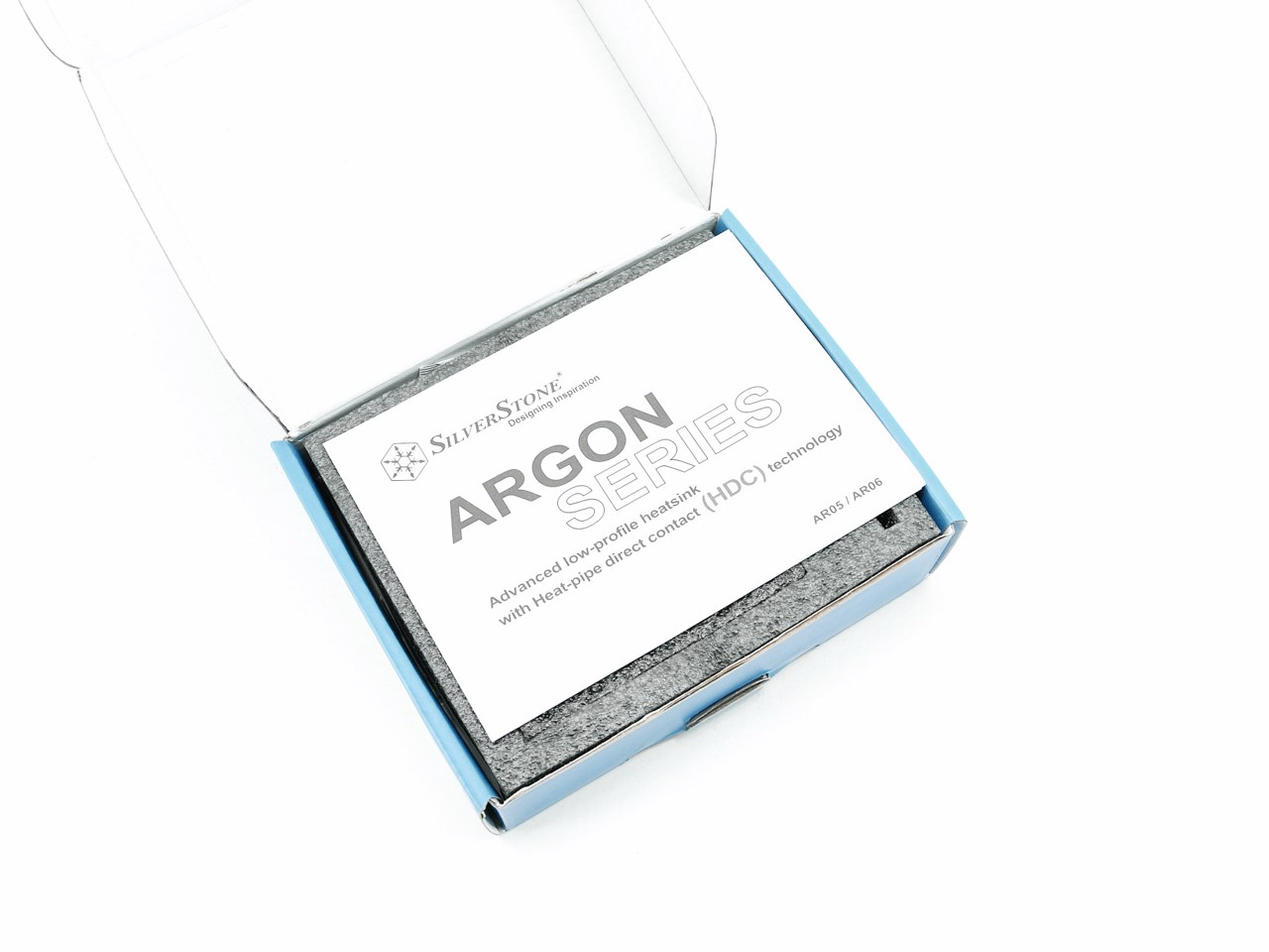 Silverstone Argon Ar05 Low Profile Cpu Cooler Review