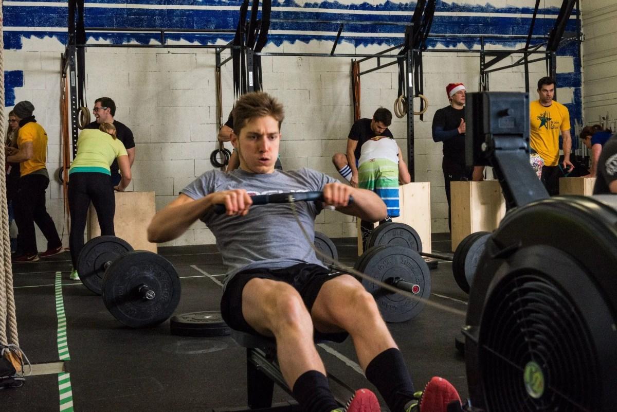 Viking's Row Workout Niko Juranek Fitness Travel Lifestyle Blog CW