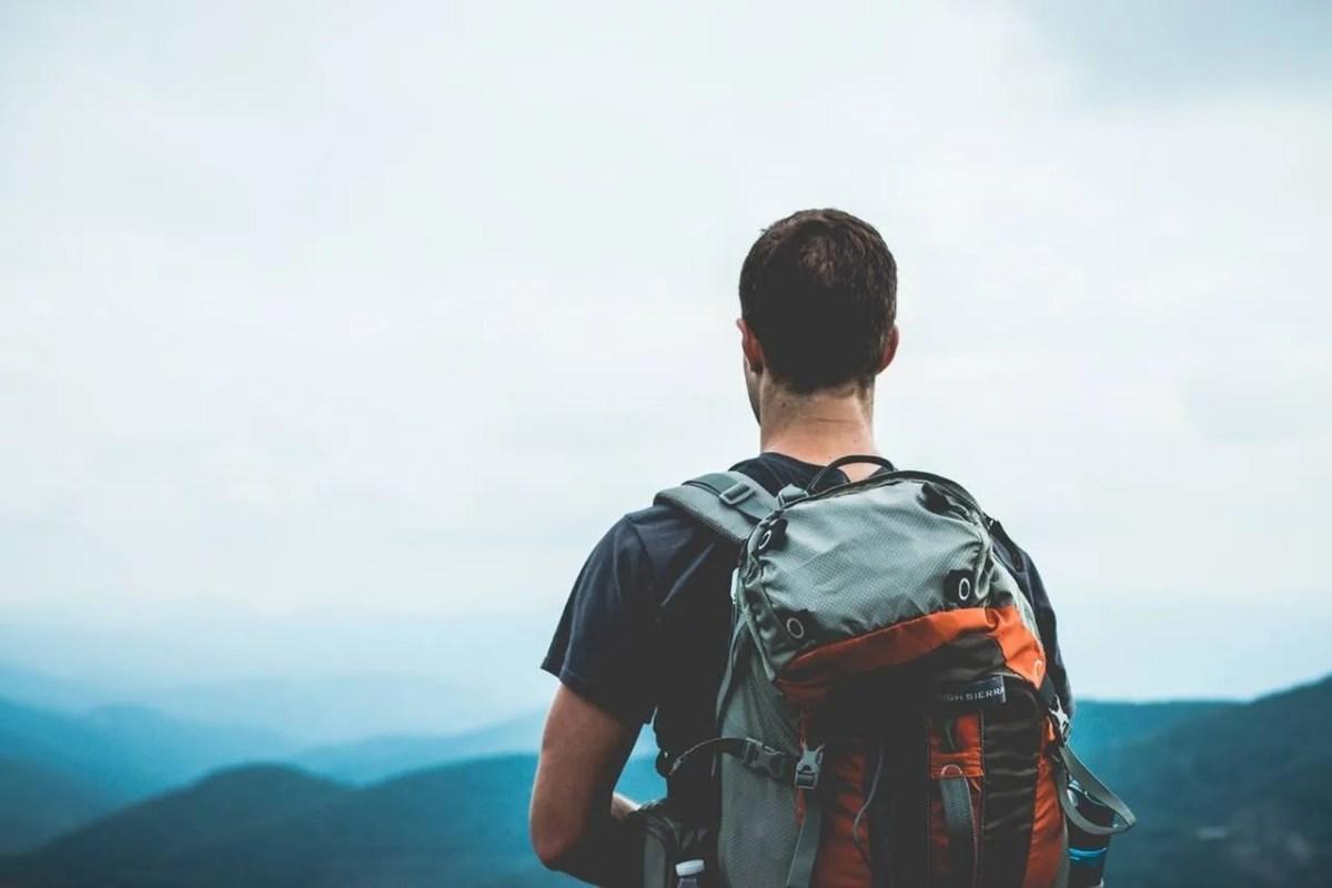 backpack Niko Juranek Fitness Travel Lifestyle Blog
