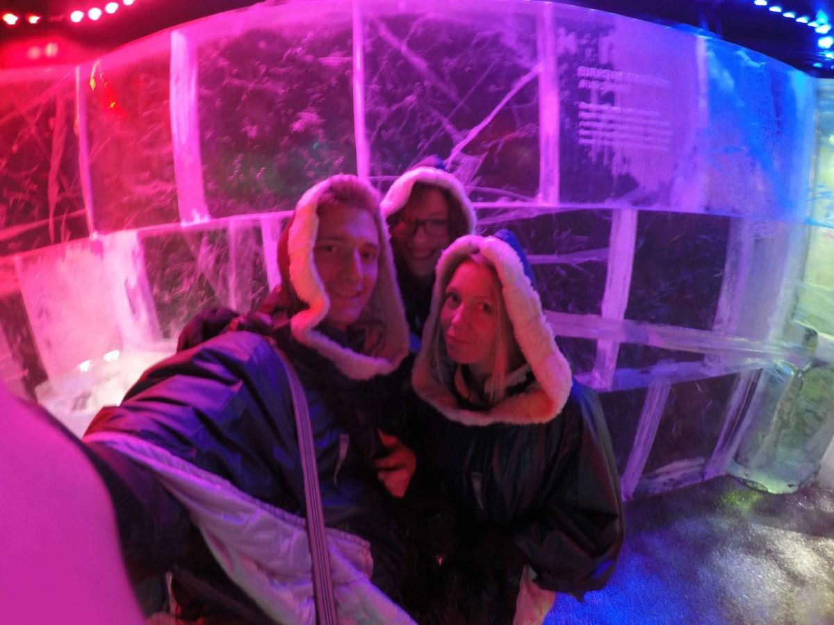 Niko Juranek Personality Fitness Adventrue Blog Icebar Stockholm
