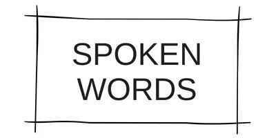 Spoken Words Logo