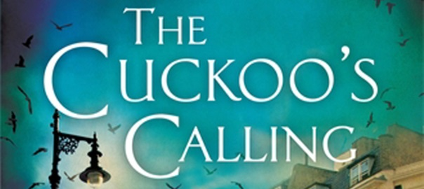 Image result for the cuckoo's calling