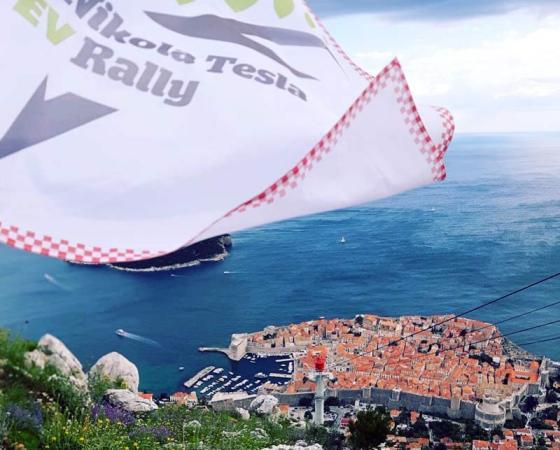 Nikola Tesla EV Rally Croatia 2019 Foto galerija