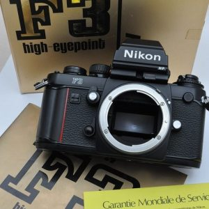 Nikon F3HP Kamera - Zustand A/A+ Top Qualität in OVP