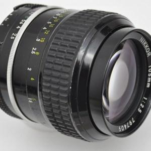 Nikon Nikkor 105mm 2.5 AI Zustand Fundgrube - die Legende