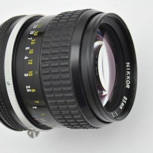Nikon Nikkor 85mm 2.0 - AI Zustand A herausragende Bildqualität
