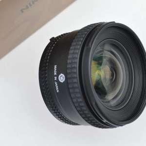 Nikon AF Nikkor 20mm 2.8 TOP Zustand A/A+ herausragende Bildqualität