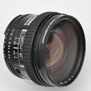Nikon Nikkor AF 20mm 2.8- herausragende Schärfeleistung