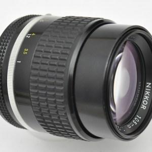 Nikon Nikkor 105mm 2.5 - AIs - die Bildschärfe unübertroffen