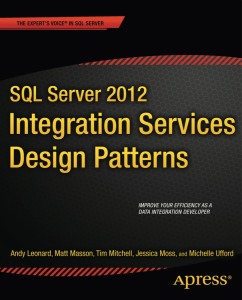SSIS 2012 Design Patterns