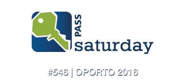 Announcing Workshop for SQLSaturday Porto 2016
