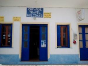 Orfanos Travel