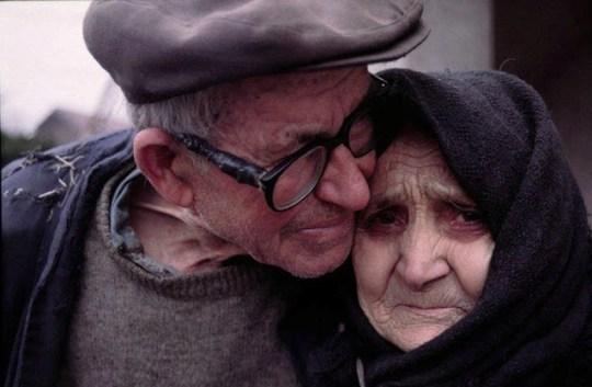 γιαγιά, παππούς