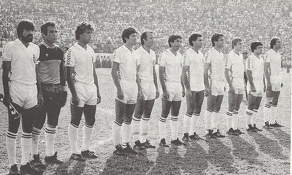1979: Η εθνική Ελλάδας νικά τη Σοβιετική Ένωση με 1-0 στη «Λεωφόρο» και προκρίνεται για πρώτη φορά στα τελικά του Ευρωπαϊκού Πρωταθλήματος Ποδοσφαίρου [1980 στην Ιταλία]