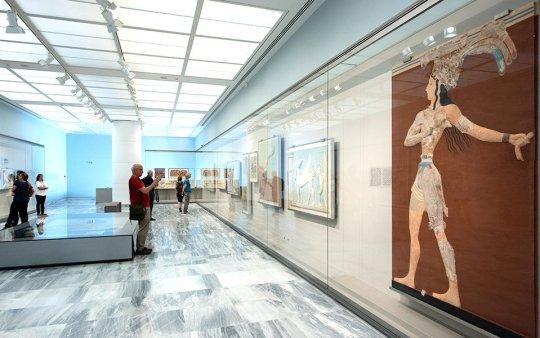 Μουσείο Ηράκλειο, Κρήτη, Αρχαιολογικό, Mouseio Crete, Μινωικός πολιτισμός, nikosonline.gr